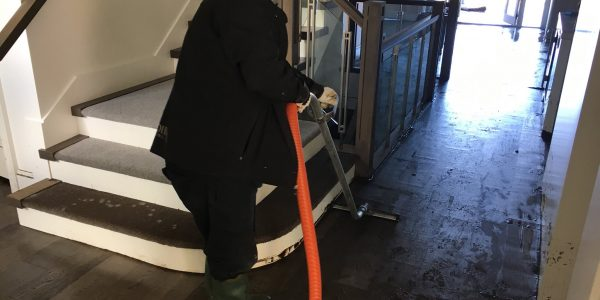 Home Flood Water Damage Extraction