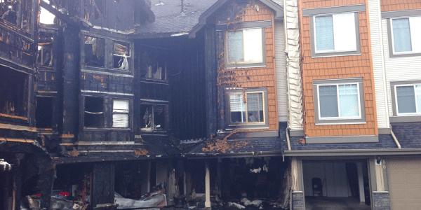 Fire Damage Vancouver
